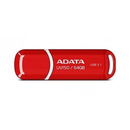 USB kľúč ADATA UV150 64GB červený