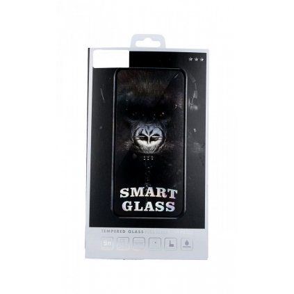 Tvrdené sklo SmartGlass na Samsung A40 Full Cover čierne