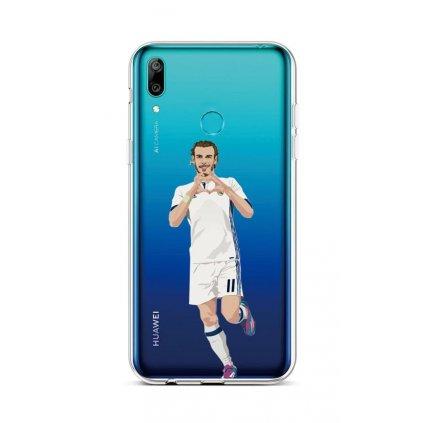 Zadný silikónový kryt na Huawei Y6 2019 Futbalista 2