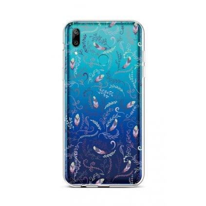 Zadný silikónový kryt na Huawei Y6 2019 Pierka 2