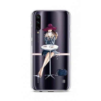 Zadný silikónový kryt na Xiaomi Mi A3 Lady 6