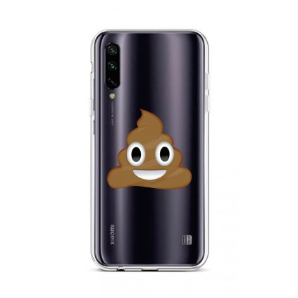 Zadný silikónový kryt na Xiaomi Mi A3 Poo
