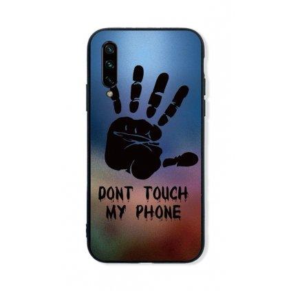 Zadný pevný kryt LUXURY na Xiaomi Mi A3 Dont Touch Hand