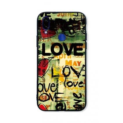Zadný pevný kryt LUXURY na Xiaomi Redmi 7 Love