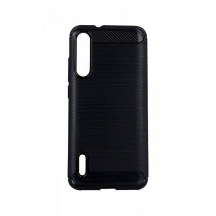 Zadný silikónový kryt na Xiaomi Mi A3 čierny