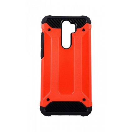 Zadný kryt na Xiaomi Redmi Note 8 Pro Panzer červený