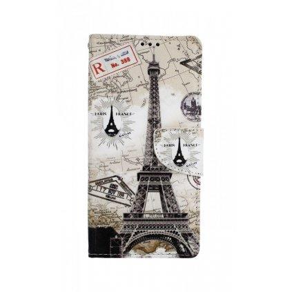 Flipové puzdro na Xiaomi Redmi Note 8 Pro Paris 2