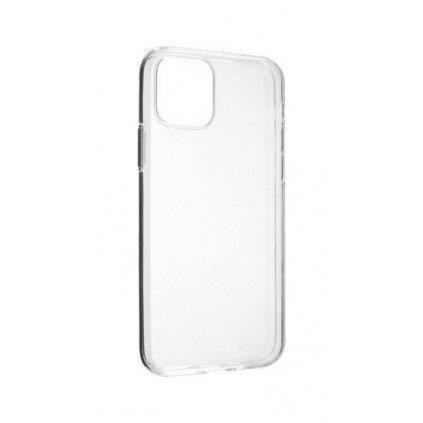 Ultratenký silikónový kryt na iPhone 11 0,5 mm priehľadný