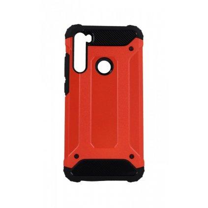 Zadný kryt na Xiaomi Redmi Note 8 Panzer červený