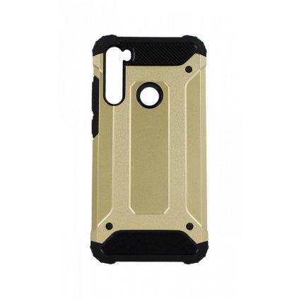 Zadný kryt na Xiaomi Redmi Note 8 Panzer zlatý