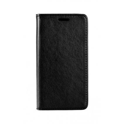 Flipové puzdro Magnet Book na Xiaomi Redmi Note 8 Pro čierne
