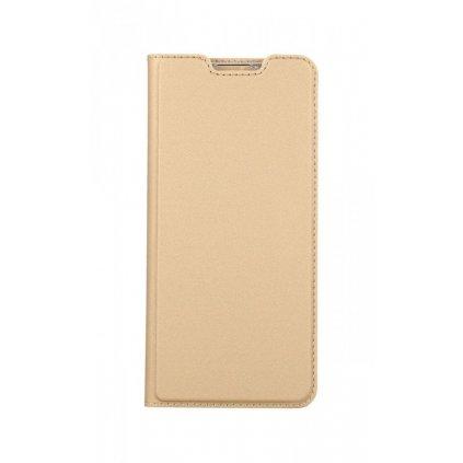 Knížkové puzdro Dux Ducis na Huawei Nova 5T zlaté