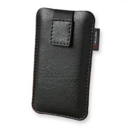 Puzdro Roubal na Samsung A71 čierne