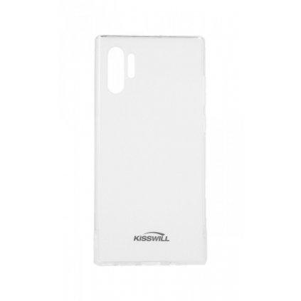 Zadný silikónový kryt KISSWILL na Samsung Note 10+ svetlý