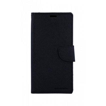 Flipové puzdro Mercury Fancy Diary na Samsung Note 10+ čierne