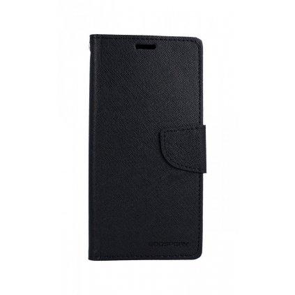 Flipové puzdro Mercury Fancy Diary na Samsung Note 10 čierne