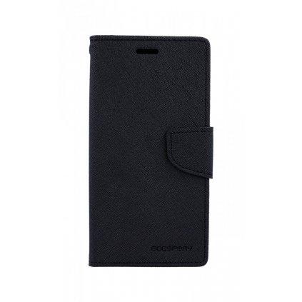 Flipové puzdro Mercury Fancy Diary na iPhone 11 Pro Max čierne