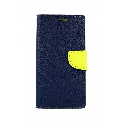 Flipové puzdro Mercury Fancy Diary na iPhone 11 modré