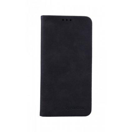 Flipové puzdro Forcell Silk Book na Xiaomi Redmi 8A čierne