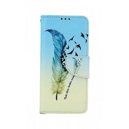 Flipové puzdro na Samsung A30s Pierko