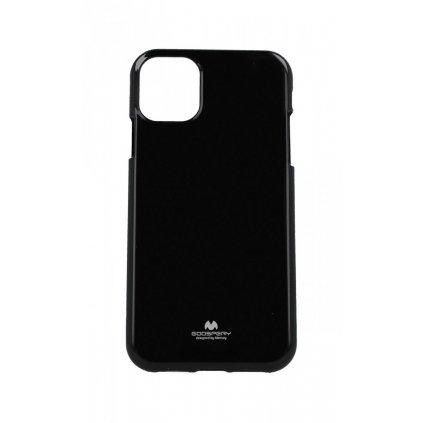 Zadný kryt Mercury Jelly Case na iPhone 11 Pro Max čierny