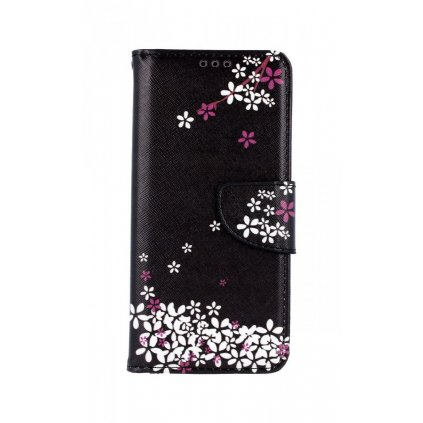 Flipové púzdro na Samsung A51 Kvety sakury