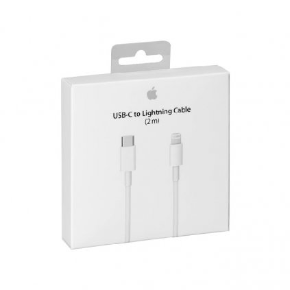 Dátový kábel Apple MKQ42AM / A USB-C - Lightning 2m