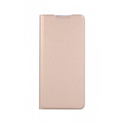 Flipové púzdro Dux Ducis na Samsung S20 Ultra 5G ružové