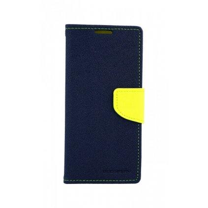 Flipové púzdro Mercury Fancy Diary na Samsung S20 + modré