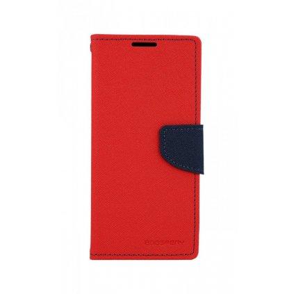 Flipové púzdro Mercury Fancy Diary na Samsung S20 červené
