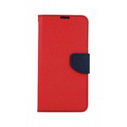 Flipové púzdro na Xiaomi Mi Note 10 červené