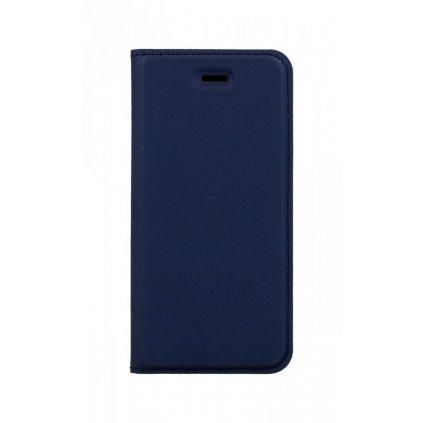 Flipové púzdro Dux Ducis na iPhone 5 - 5S - SE modré