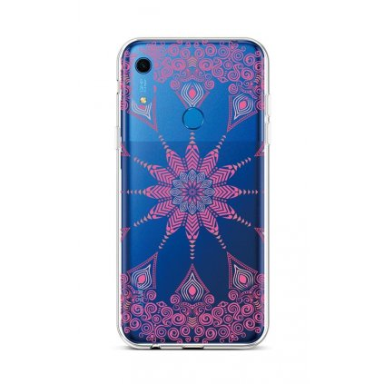 Zadný silikónový kryt na Huawei Y6s Pink Mandala