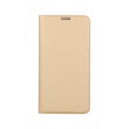 Flipové puzdro Dux Ducis na Samsung S10e zlaté