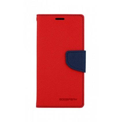 Flipové puzdro Mercury Fancy Diary na Samsung S10e červené