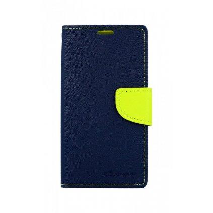 Flipové puzdro Mercury Fancy Diary na Samsung S10e modré