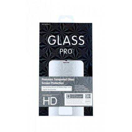 Tvrdené sklo TopGlass na Huawei P40 Full Cover čierne