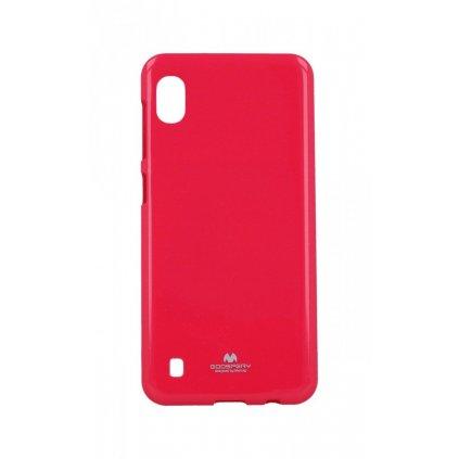 Zadný kryt Mercury Jelly Case na Samsung A10 ružový