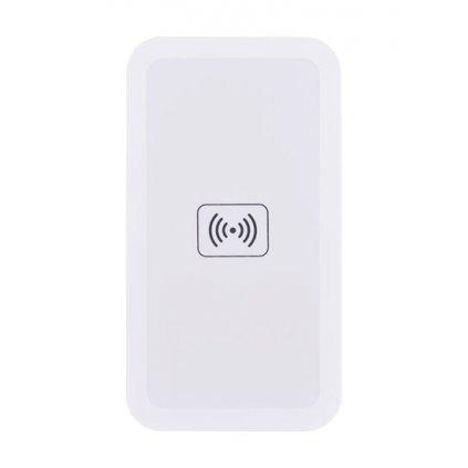 Bezdrôtová nabíjačka SLIM typ 02 biela