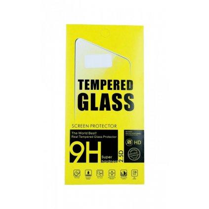 Tvrdené sklo YellowGlass na iPhone 8 Plus 5D biele