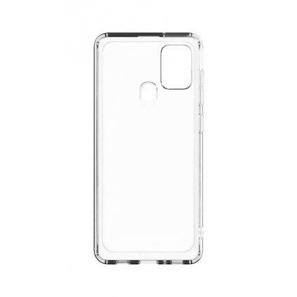 Zadný silikónový kryt na Samsung A21s 1 mm priehľadný