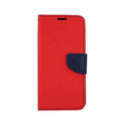Flipové púzdro na Huawei Nova 5T červené