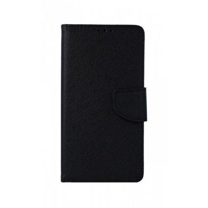 Flipové púzdro na Huawei Nova 5T čierne