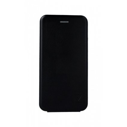 Flipové púzdro Vennus Kabura Elegance na Huawei P40 Lite čierne