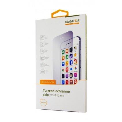 Tvrdené sklo Aligator na Samsung A40