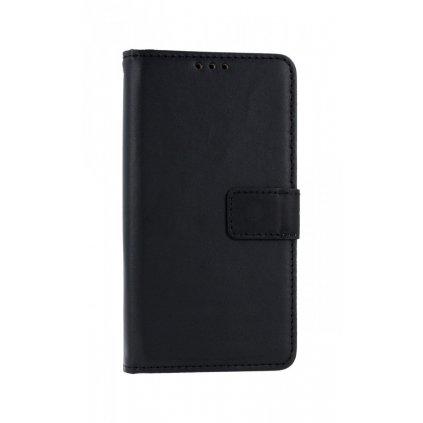 Flipové púzdro na Huawei Y5p čierne s prackou 2