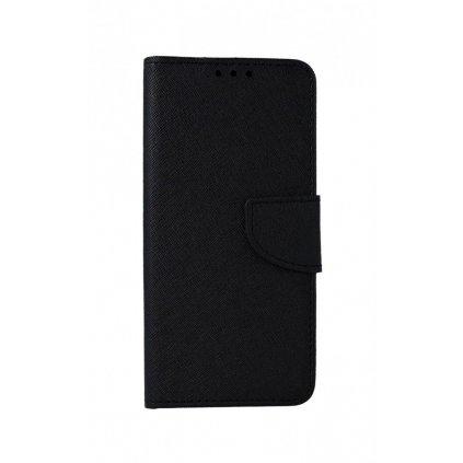Flipové púzdro na Samsung A41 čierne