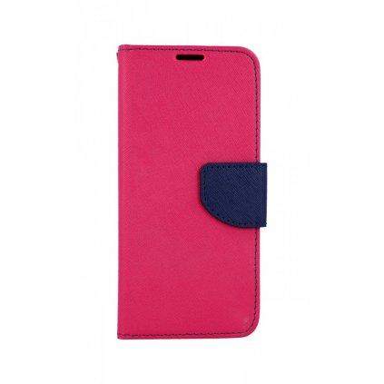 Flipové puzdro na Samsung A41 ružové