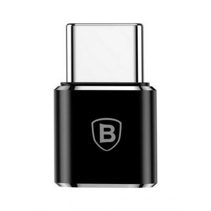 Adaptér Baseus USB-C (USB Type-C) čierny