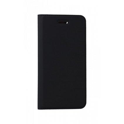 Flipové puzdro Dux Ducis na iPhone 8 čierne